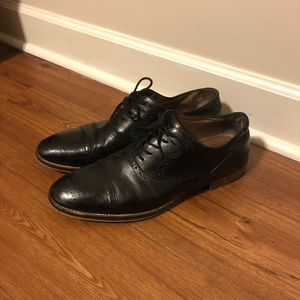 Men's size 12 Johnston & Murphy oxfords